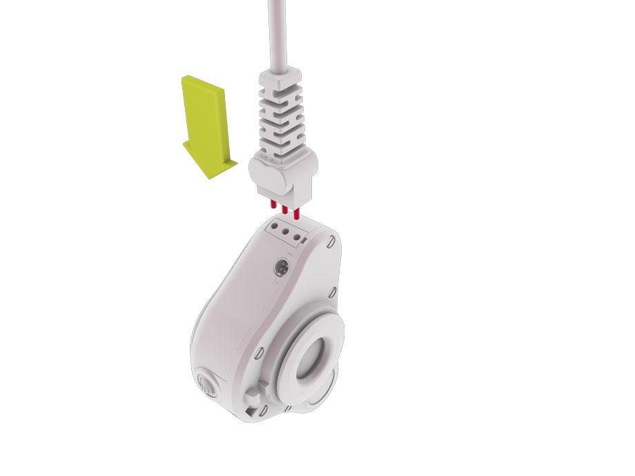 ADHEAR connect external device